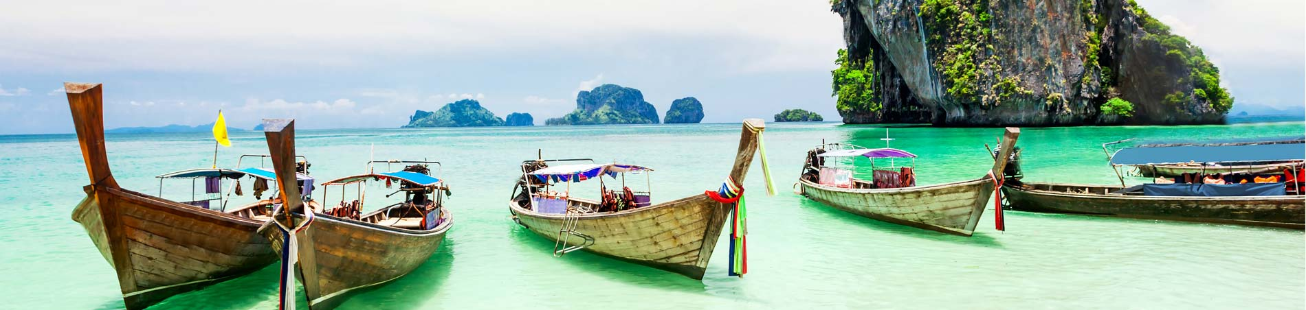 Guide destination thailande