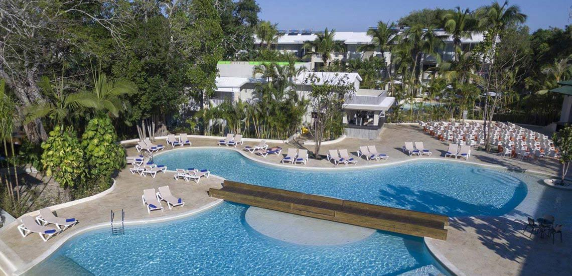Piscine du Bravo Club Caribe Playa