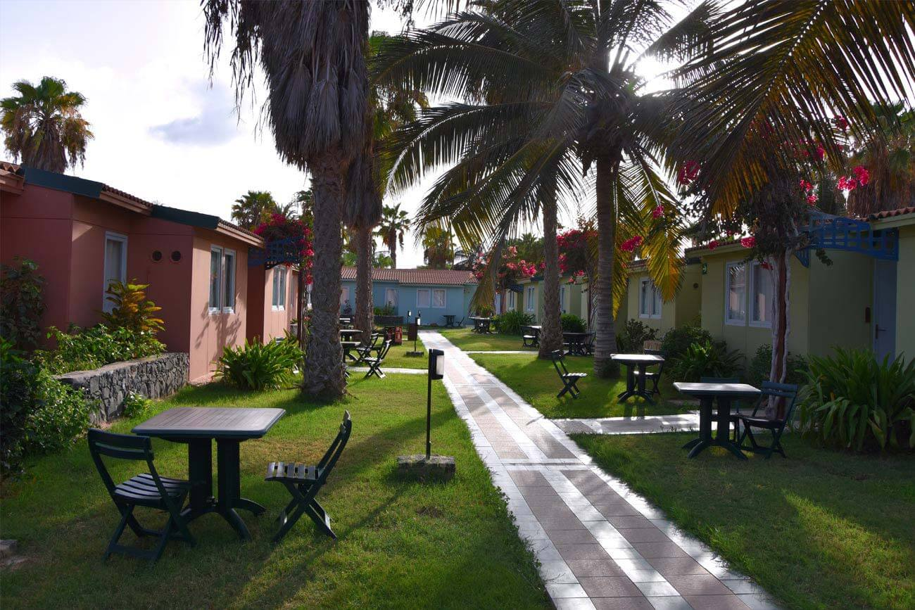 Bungalows du Bravo Club